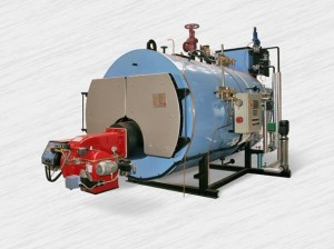 Typical Industrial Boiler