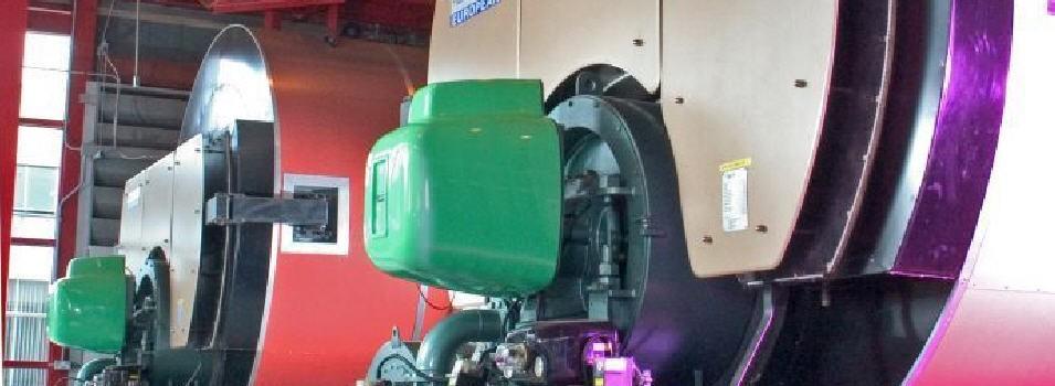 Boiler and Burner Slider Image