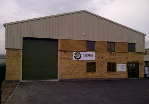 Torque Engineering Workshop and Offices
